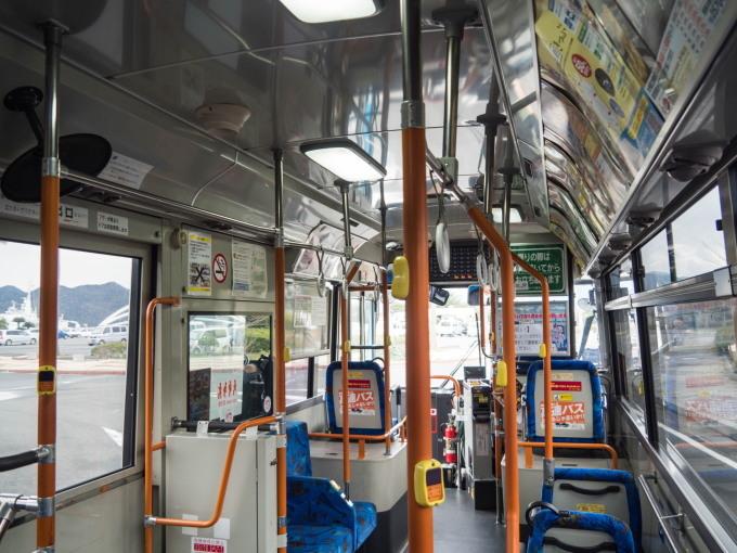 今年のコラムは「行き当たりばったり!ローカル路線バスの旅」_f0276498_21521749.jpg