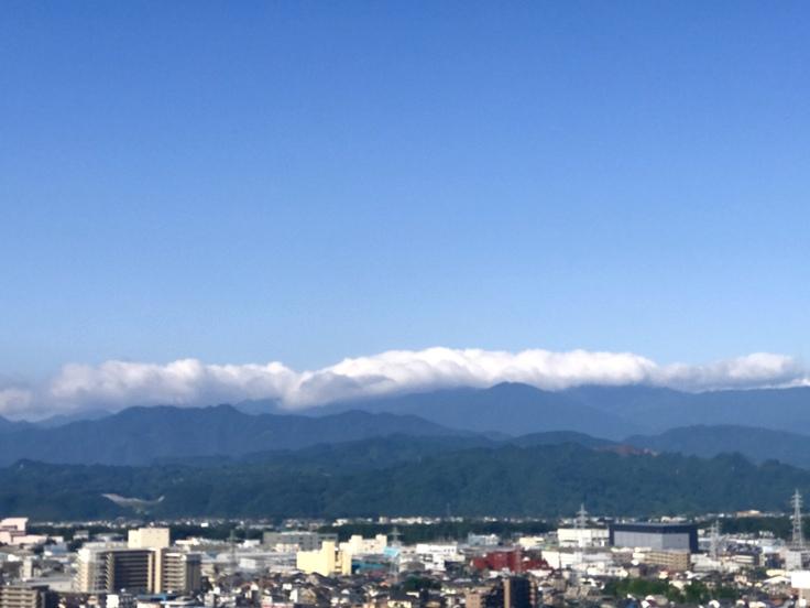 おはよう丹沢!梅雨の晴れ間だね♪_c0212604_727836.jpg