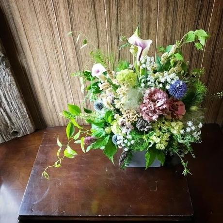 6月 Flower  Lesson のようす6_d0165505_18363001.jpg