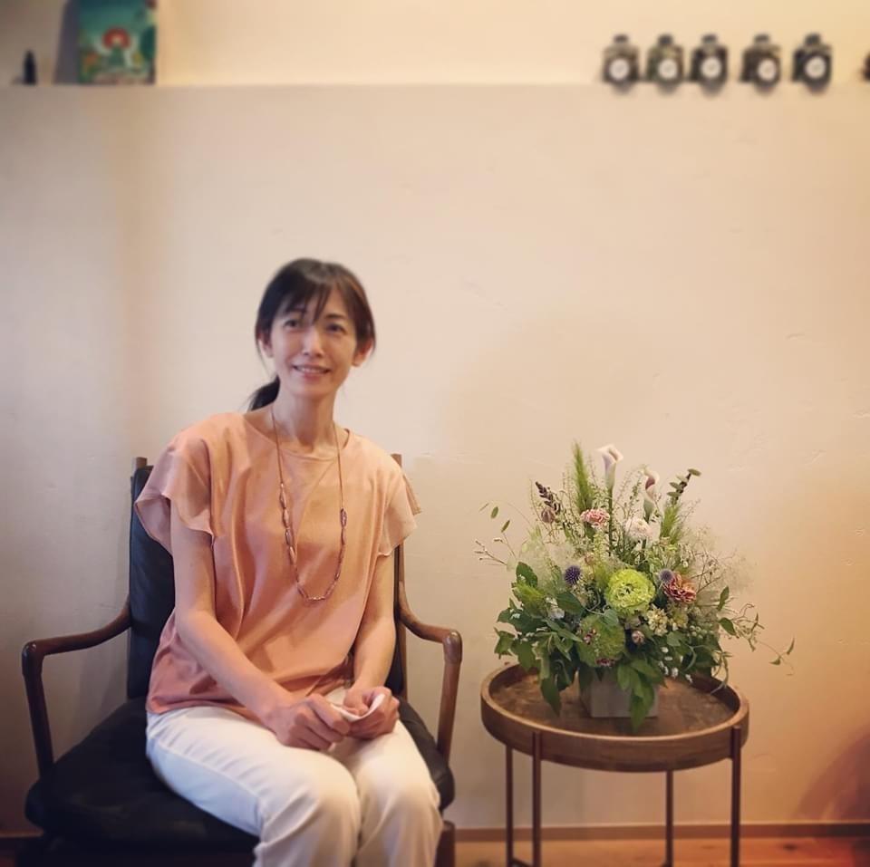 6月 Flower  Lesson のようす littlewomen_d0165505_18422429.jpg