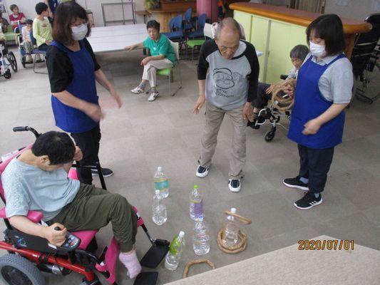 7/1 日中活動_a0154110_15265655.jpg
