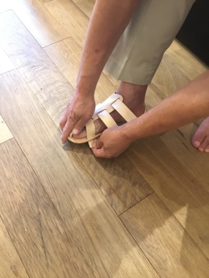 【つくってあそぼ】荒井靴研究所製サンダル「ISOPODA」作ってみた_f0283816_17250569.jpeg