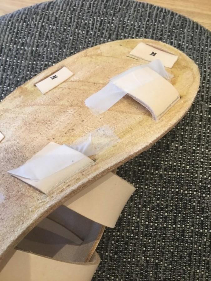 【つくってあそぼ】荒井靴研究所製サンダル「ISOPODA」作ってみた_f0283816_17251617.jpeg