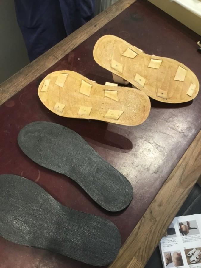 【つくってあそぼ】荒井靴研究所製サンダル「ISOPODA」作ってみた_f0283816_17252578.jpeg