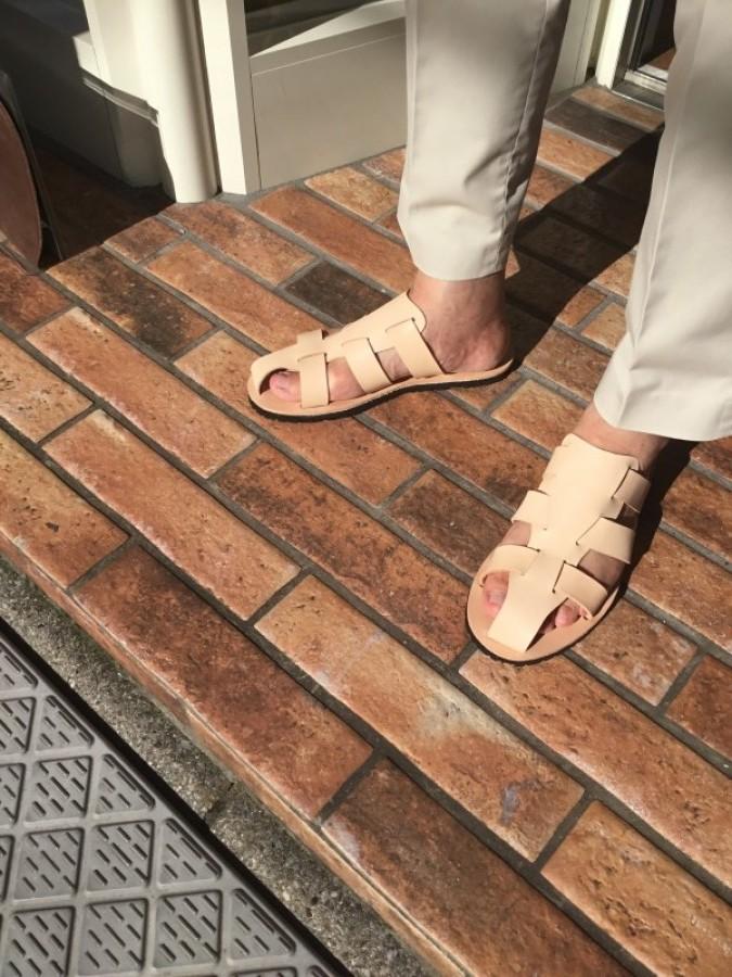 【つくってあそぼ】荒井靴研究所製サンダル「ISOPODA」作ってみた_f0283816_17252773.jpeg