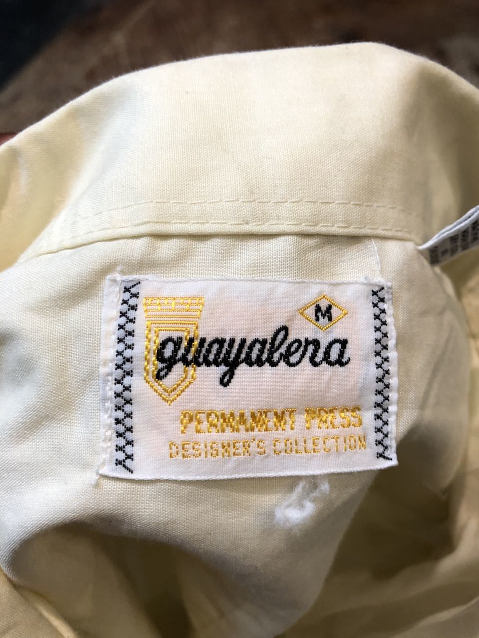 7月2日(木)入荷!70s GUAYABERA  キューバシャツ! _c0144020_14004486.jpg