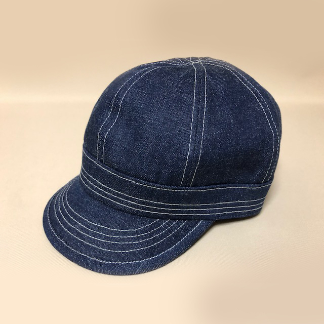 Dapper\'s LOT1416Special 8Panel Work Cap_c0144020_15212414.jpg