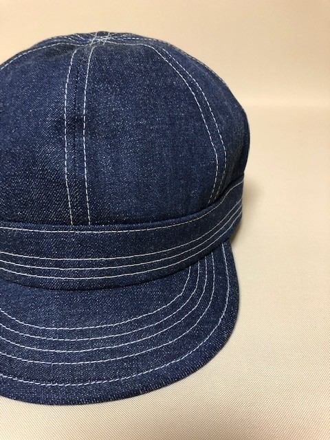 Dapper\'s LOT1416Special 8Panel Work Cap_c0144020_15212624.jpg