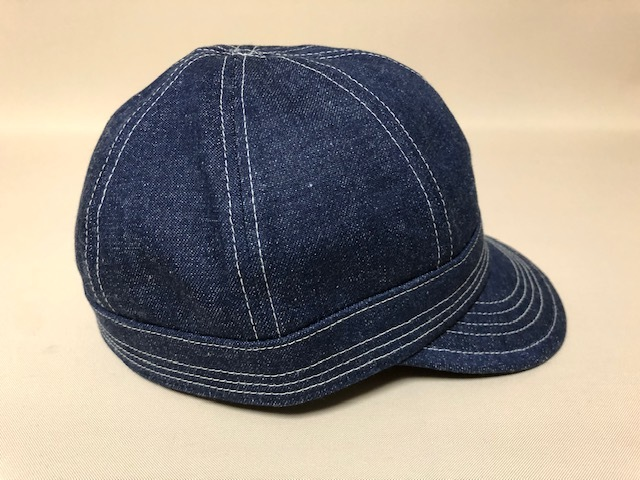 Dapper\'s LOT1416Special 8Panel Work Cap_c0144020_15212896.jpg