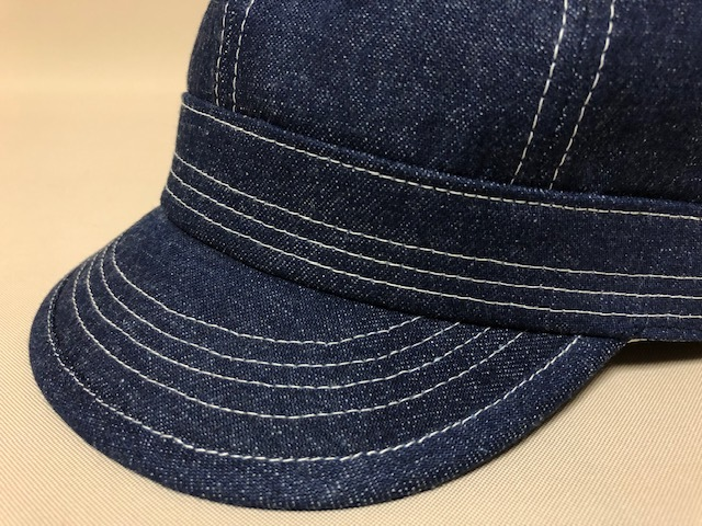 Dapper\'s LOT1416Special 8Panel Work Cap_c0144020_15213052.jpg
