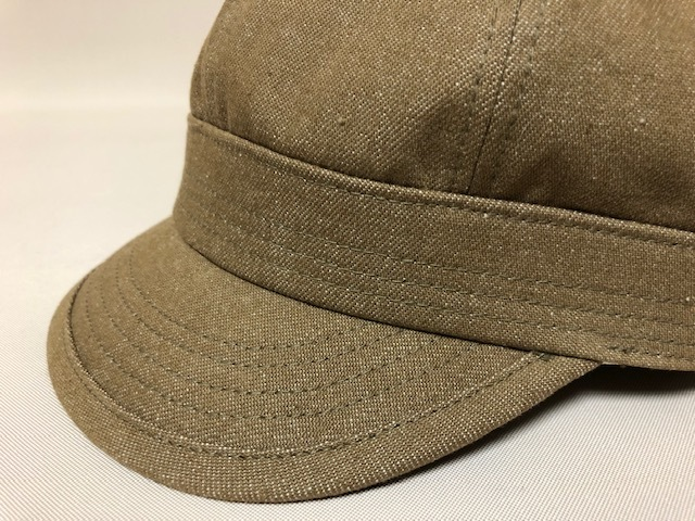 Dapper\'s LOT1416Special 8Panel Work Cap_c0144020_15213931.jpg