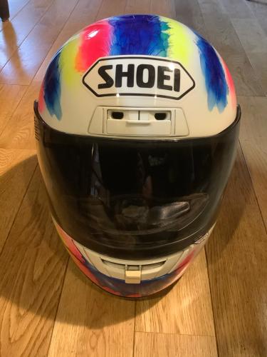 SHOEIのヘルメット_c0124828_04022616.jpg