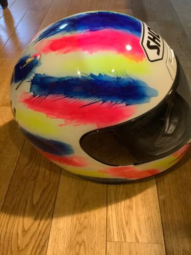 SHOEIのヘルメット_c0124828_04022947.jpg