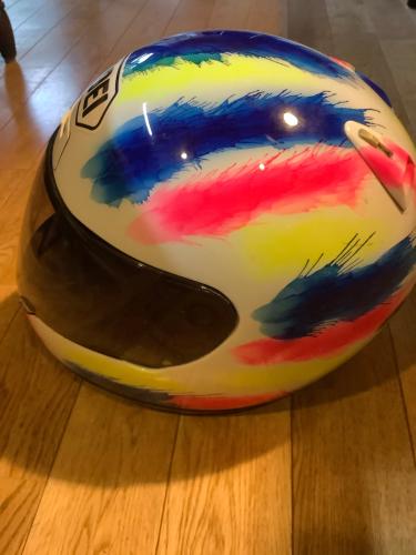SHOEIのヘルメット_c0124828_04023432.jpg