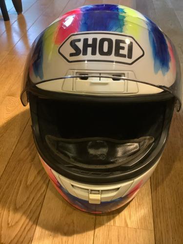 SHOEIのヘルメット_c0124828_04023622.jpg