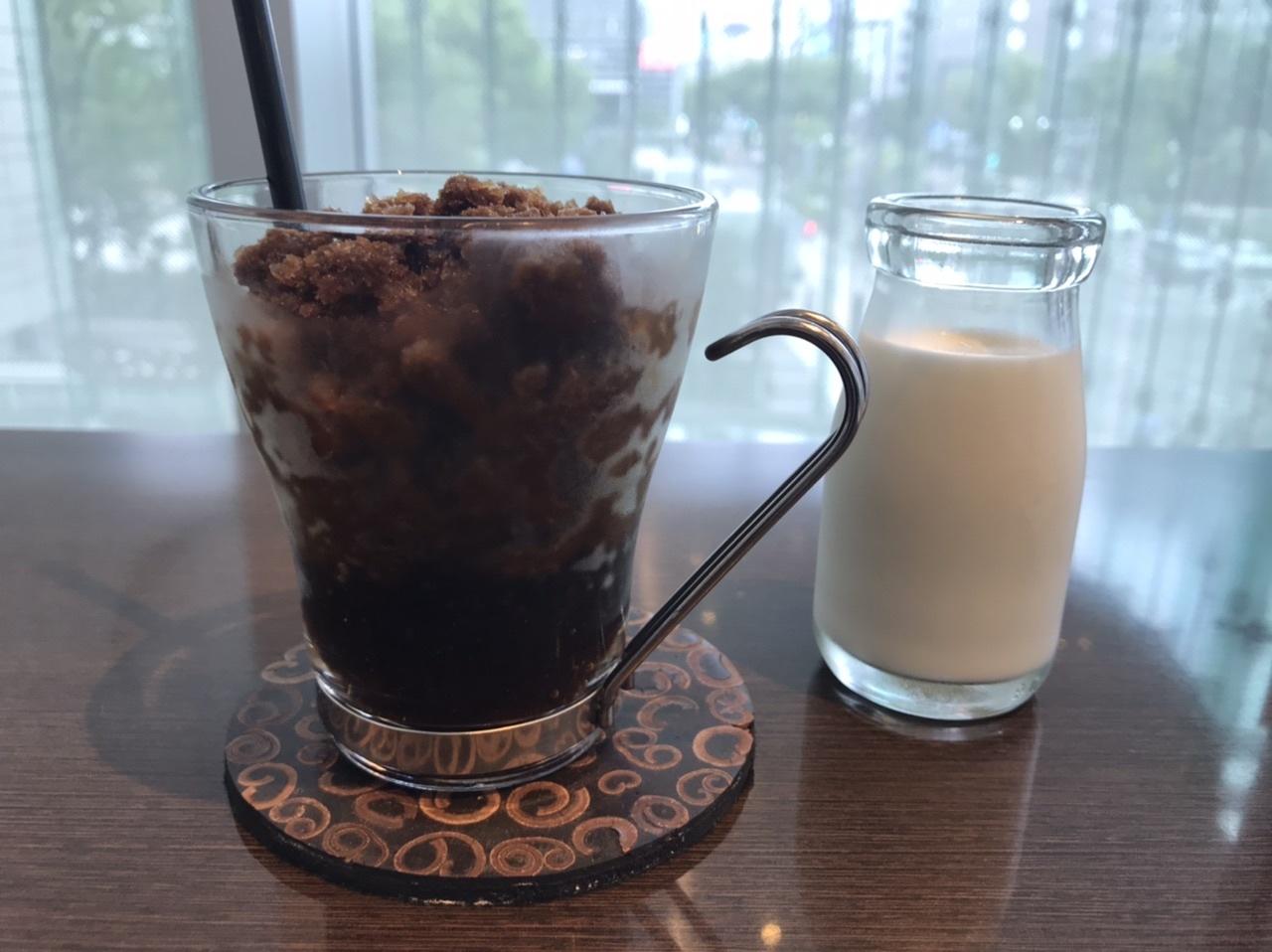 7月1日 大通 TOKUMITSU COFFEE_a0317236_05385237.jpeg