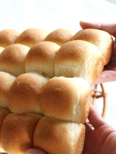 ちぎりパンで、朝ごはん_f0224568_07553261.jpg
