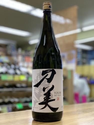 日本酒「刀美 特別純米」吉祥寺の酒屋より_f0205182_18502593.jpg