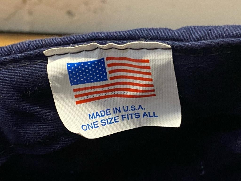 U.S.Made!Cap!!(マグネッツ大阪アメ村店)_c0078587_19294061.jpg