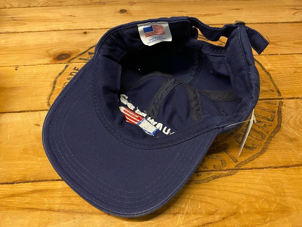 U.S.Made!Cap!!(マグネッツ大阪アメ村店)_c0078587_19294088.jpg