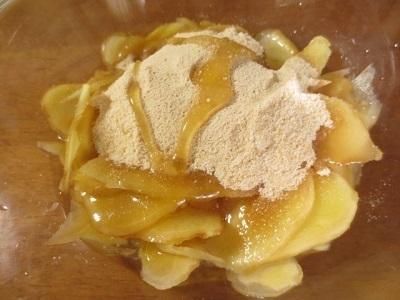 キャロットケーキと自家製ジンジャーエール(レシピあり)_f0231189_18291691.jpg
