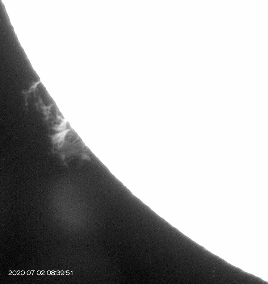 7月2日の太陽_e0174091_17033730.jpg