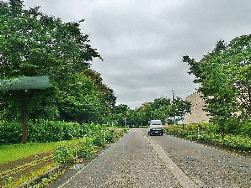 7月1日の「配送日」 今にも雨が落ちてきそうです_c0336902_19175901.jpg