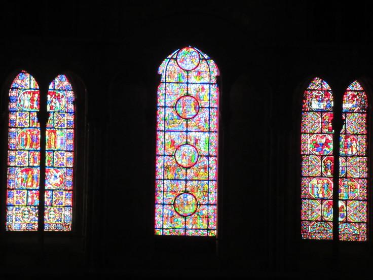 ランス観光*サン・レミ・バジリカ聖堂_c0212604_892493.jpg