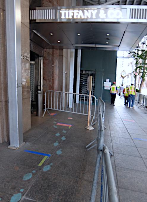 ティファニーNY本店はコロナ前から大規模リノベーション_b0007805_20564616.jpg