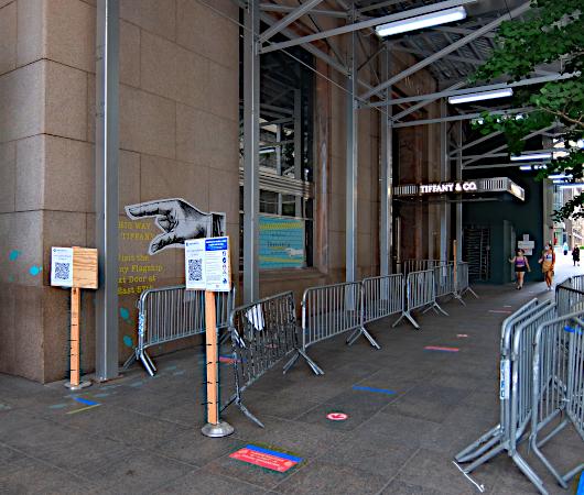 ティファニーNY本店はコロナ前から大規模リノベーション_b0007805_20572579.jpg