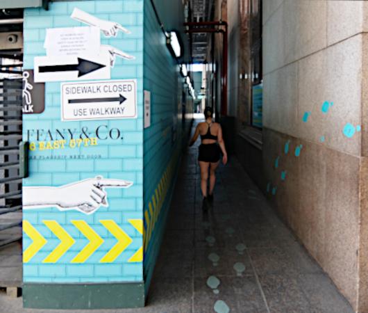 ティファニーNY本店はコロナ前から大規模リノベーション_b0007805_20580266.jpg