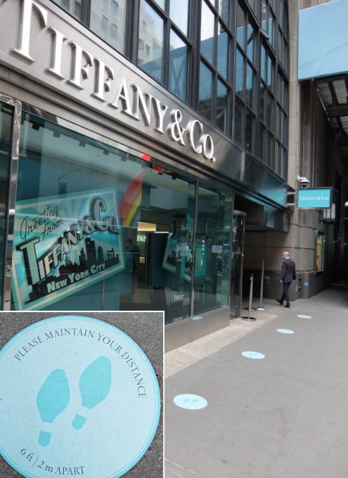 ティファニーNY本店はコロナ前から大規模リノベーション_b0007805_20595578.jpg