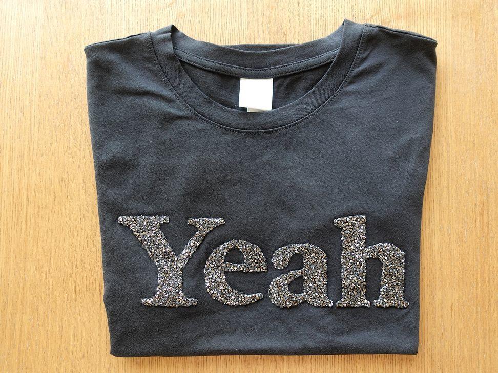 ロゴTシャツとZARAのサンダル_e0368107_19333937.jpg
