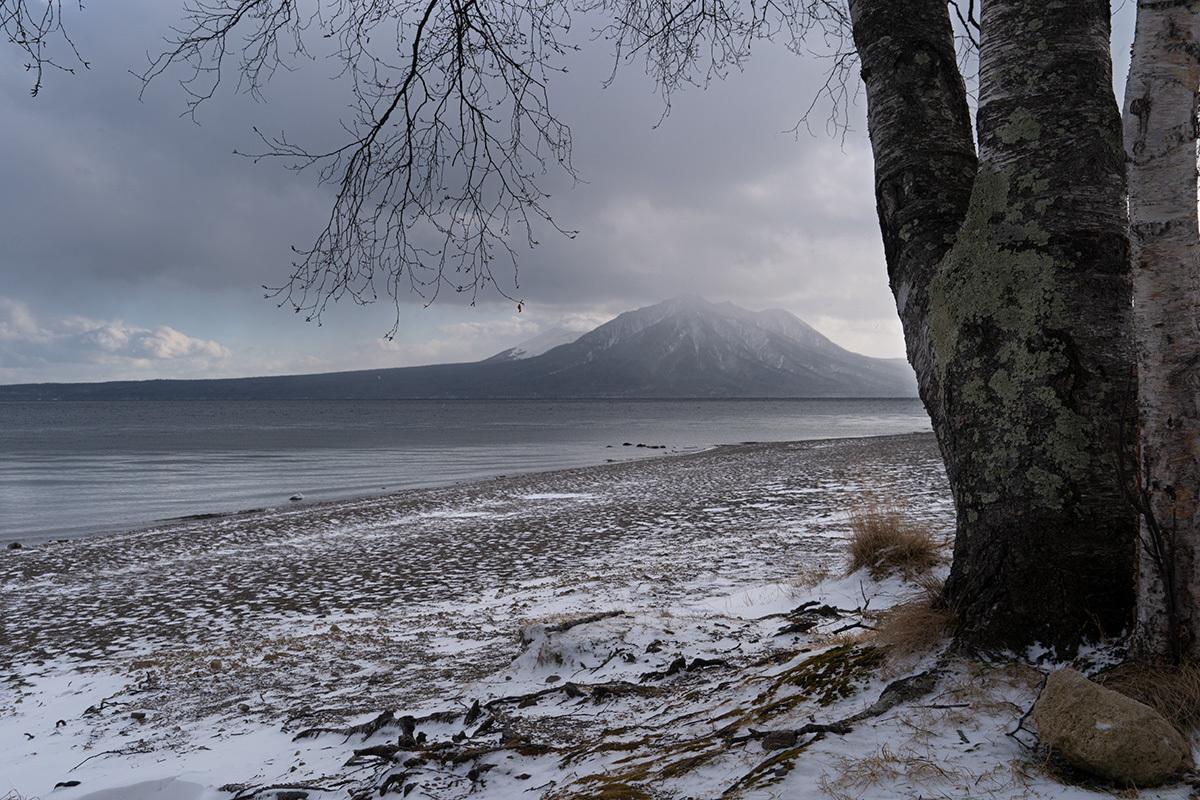 支笏湖の冬_c0065410_23330603.jpg