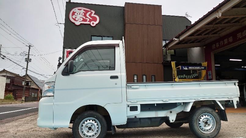 祝納車 ハイゼットトラック & ミニカバン_b0237229_18365716.jpg