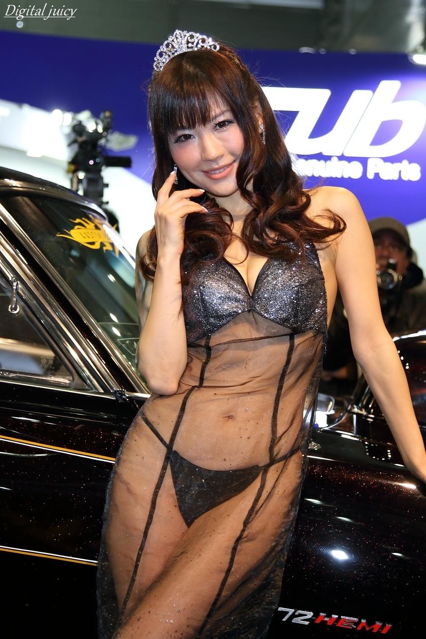 安田 愛 さん(AIWA ブース)_c0216181_22314129.jpg