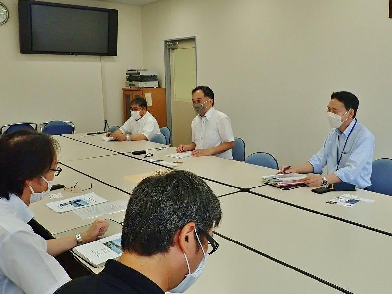 国土交通省「信濃川河川事務所」を訪問しました_c0336902_15085586.jpg