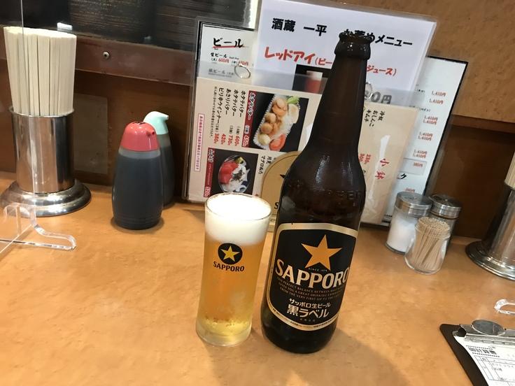 モーニング@酒蔵一平(八王子)_c0212604_1055215.jpg