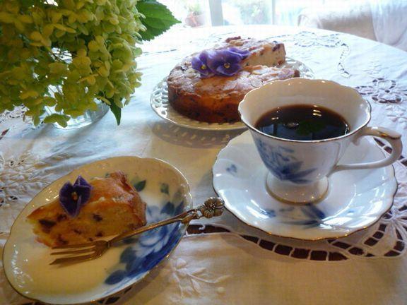 ケーキ作り・・♪_d0147611_12513753.jpg