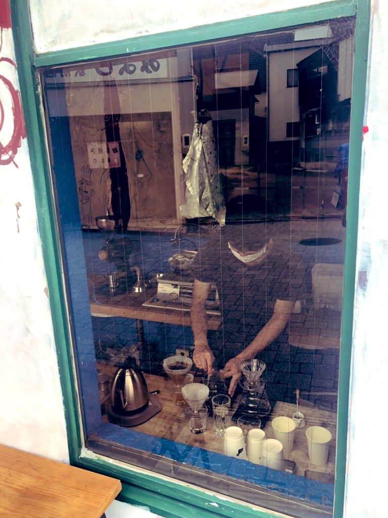第573回 イコイコーヒー 店主 佐々木 風帆さん_b0172620_14003702.jpeg