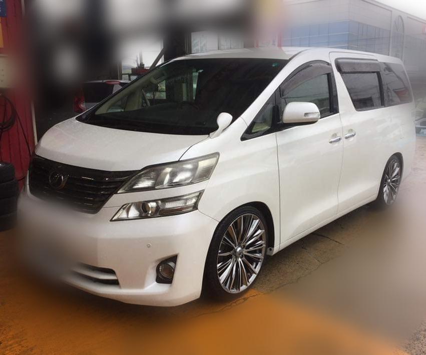 車買取 ベルファイア (三条市)_b0237229_17271662.jpg
