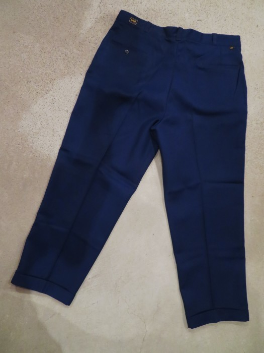 60\'s DEAD STOCK Lee WORK TROUSERS NOS①_e0187362_16301402.jpg
