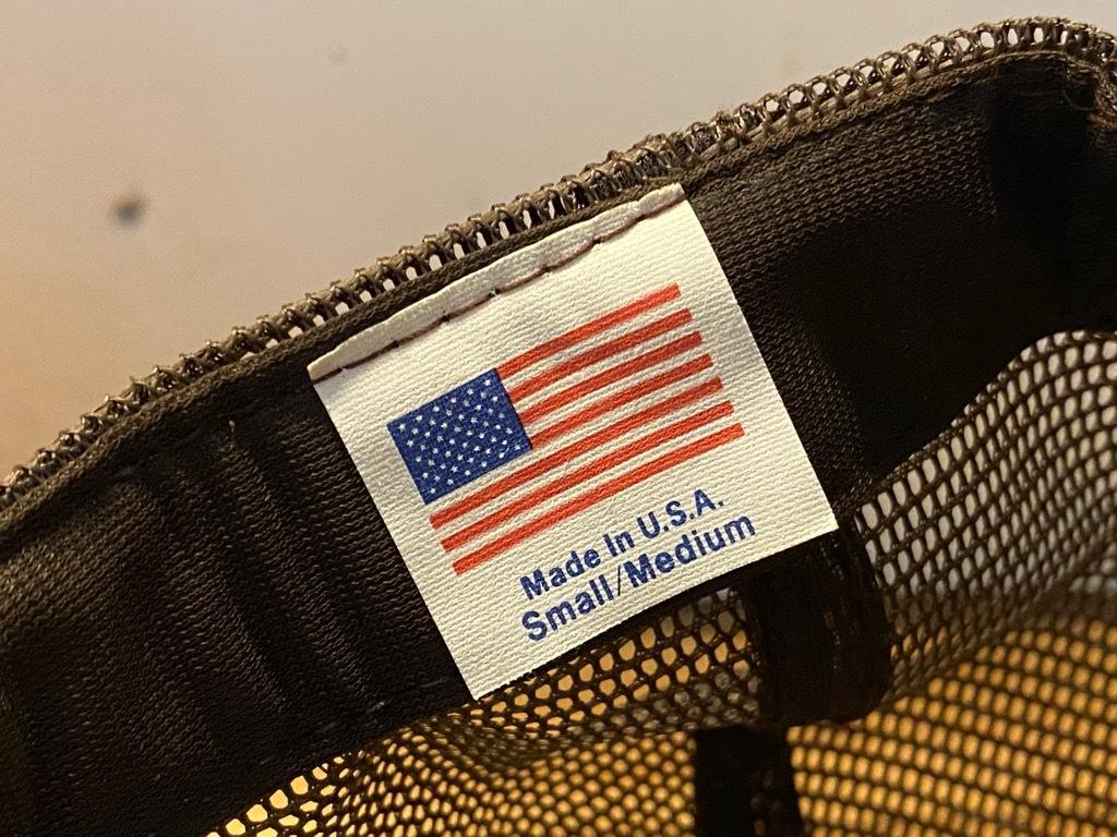U.S.Made!Cap!!(マグネッツ大阪アメ村店)_c0078587_20585905.jpg
