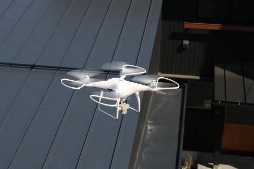 三方よしの屋根点検を朝日新聞さんに取り上げていただきました!_b0283594_06251555.jpg