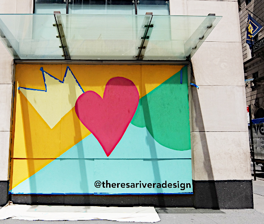 NYの街角を壁画アートで活気づけ The Mural Project of Theresa Rivera Design_b0007805_03052224.jpg