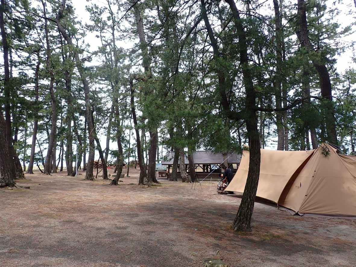 梅雨空キャンプツーリング 2/3_d0211129_16490868.jpg