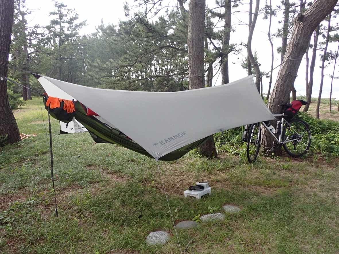 梅雨空キャンプツーリング 2/3_d0211129_18371596.jpg