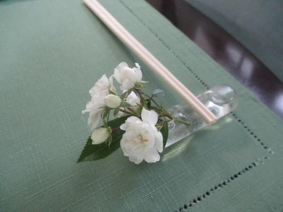 薔薇を飾って我が家でランチ~_a0279743_07302538.jpg