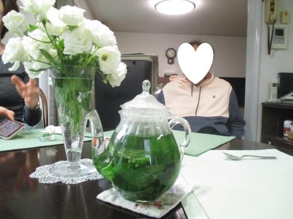 薔薇を飾って我が家でランチ~_a0279743_07483398.jpg