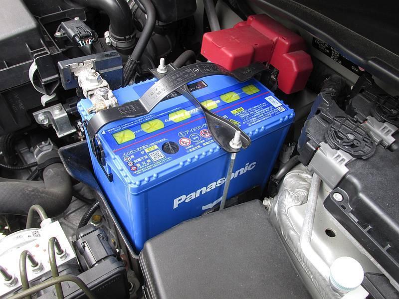 ワゴンR MH34S のバッテリーを交換しました!_e0382354_20163269.jpg